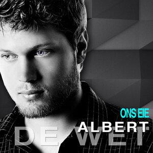 Albert de Wet 歌手頭像