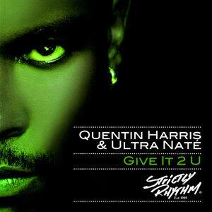 Quentin Harris, Ultra Naté 歌手頭像