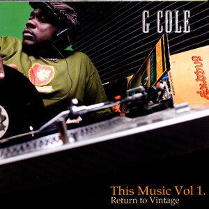 G Cole 歌手頭像