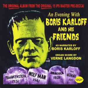Boris Karloff 歌手頭像