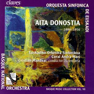 Euskadiko Orkestra Sinfonikoa, Coral Andra Mari & Cristian Mandeal 歌手頭像