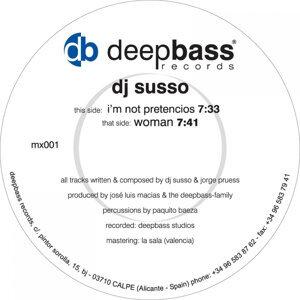 DJ Susso 歌手頭像