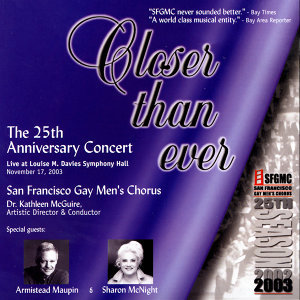San Francisco Gay Men's Chorus & Dr. Kathleen McGuire 歌手頭像