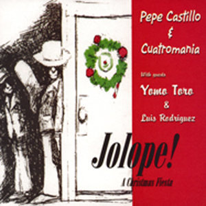 Pepe Castillo and Cuatromania