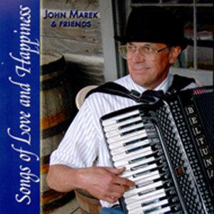 John Marek 歌手頭像