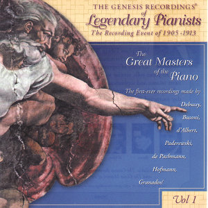 The Genesis Recordings of Legendary Pianists, Vol. #2 歌手頭像