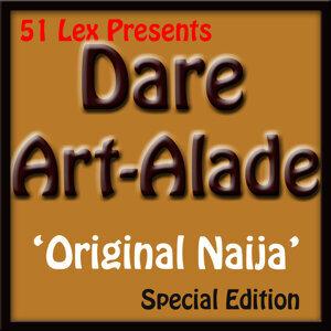 Dare Art-Alade 歌手頭像