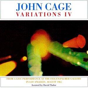 John Cage 歌手頭像