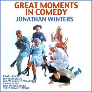 Jonathan Winters 歌手頭像