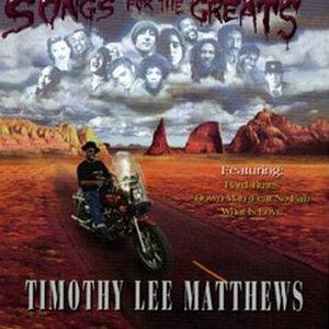 Timothy Lee Matthews 歌手頭像