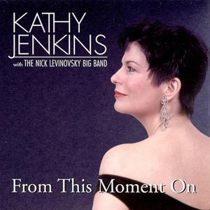Kathy Jenkins with The Nick Levinovsky Big Band 歌手頭像