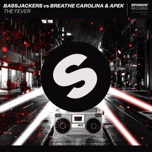 Bassjackers, Breathe Carolina, Apek Artist photo