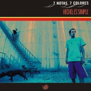 7 Notas 7 Colores