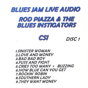 Rod Piazza & The Blues Instigators 歌手頭像