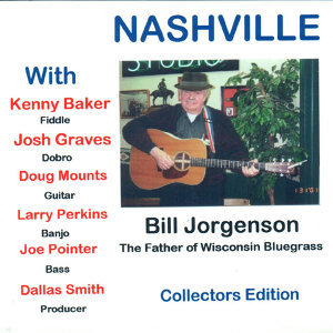 The Father of Wisconsin Bluegrass Jorgenson