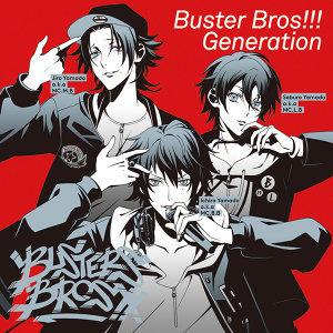 ヒプノシスマイク -D.R.B- (Buster Bros!!!) アーティスト写真