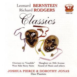 Joshua Pierce & Dorothy Jonas