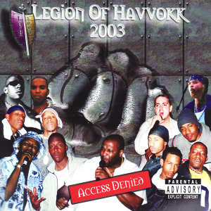 The Legion Of Havvokk 2003 歌手頭像