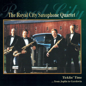 The Royal City Saxophone Quartet
