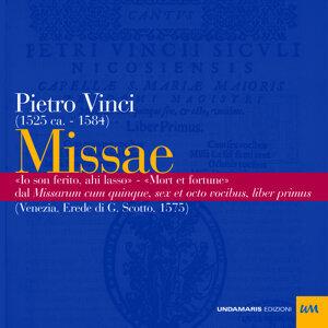 Pietro Vinci 歌手頭像
