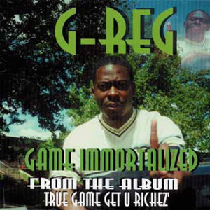G-Reg 歌手頭像