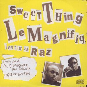 Le Magnifiq, Raz, English 歌手頭像