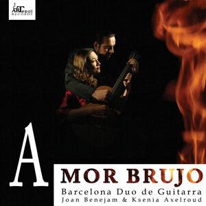 Barcelona duo de guitarra 歌手頭像