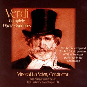 Bern Symphony Orchestra & Vincent La Selva