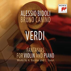 Alessio Bidoli 歌手頭像