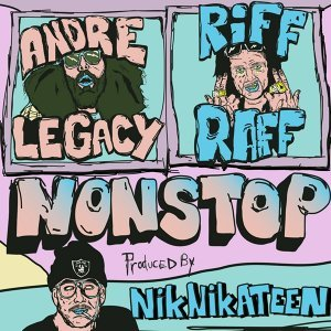 Andre Legacy, Riff Raff 歌手頭像