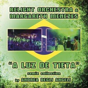 Relight Orchestra & Margareth Menezes 歌手頭像