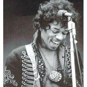 Jimi Hendrix Experience (吉米罕醉克斯) 歌手頭像