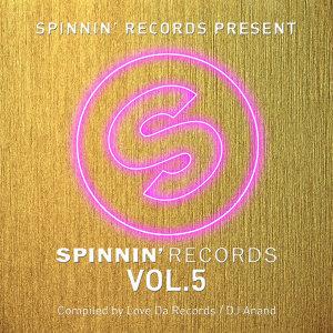 Spinnin' Dance Volume.5 歌手頭像