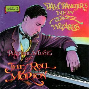 Pam Pameijer's New Jazz Wizards 歌手頭像