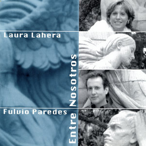 Laura Lahera and Fulvio Paredes