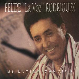 """Felipe """"La Voz"""" Rodriguez 歌手頭像"""