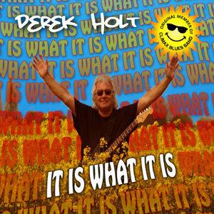 Derek Holt 歌手頭像