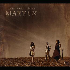 Lydia, Emily, and Claude Martin 歌手頭像