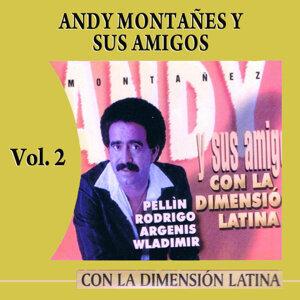 Andy Montañez Y Sus Amigos 歌手頭像