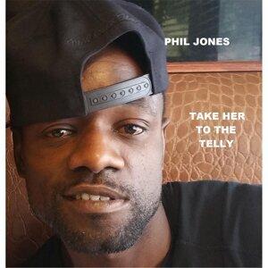 Phil Jones 歌手頭像