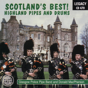 Glasgow Police Pipe Band And Donald MacPherson
