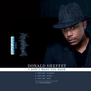 Donald Sheffey
