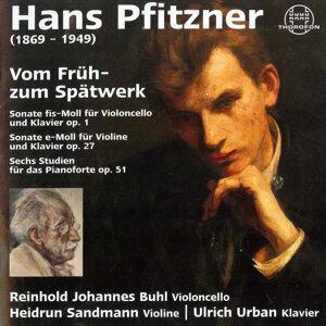 Reinhold Johannes Buhl, Heidrun Sandmann, Ulrich Urban 歌手頭像