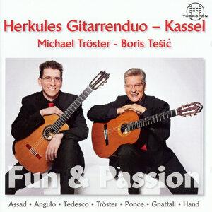 Herkules Gitarrenduo - Kassel 歌手頭像