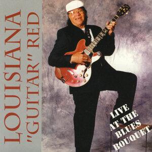 Louisiana 'Guitar' Red 歌手頭像