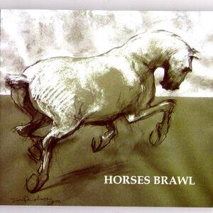 Horses Brawl