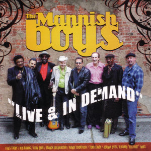 The Mannish Boys 歌手頭像