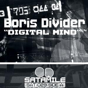 Boris Divider 歌手頭像
