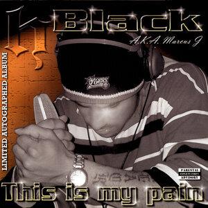 h black 歌手頭像