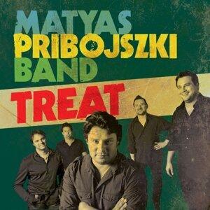 Mátyás Pribojszki Band 歌手頭像